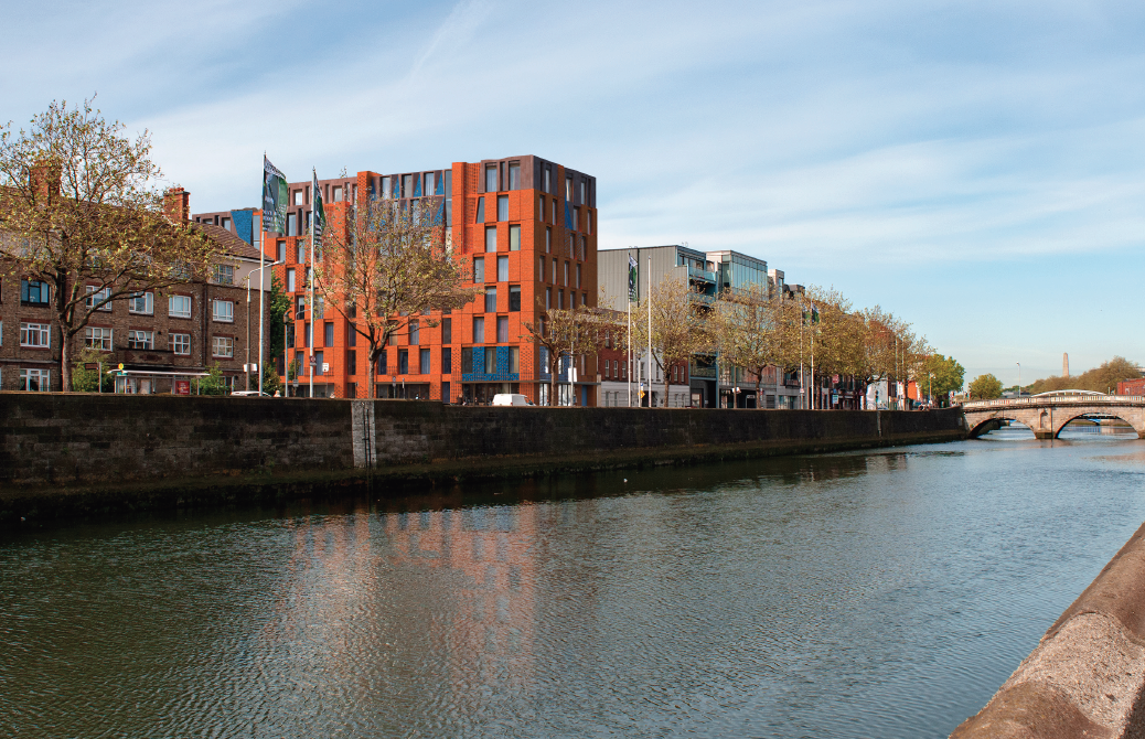 Proposed Premier Inn hotel featured in The Irish Times